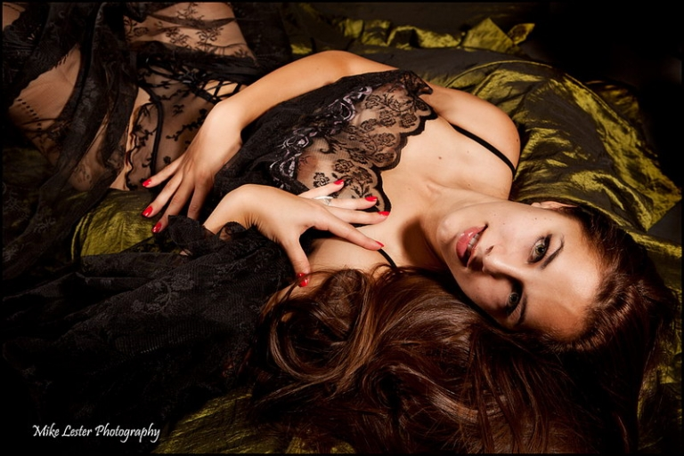Boudoir Photography | Mike Lester Photography